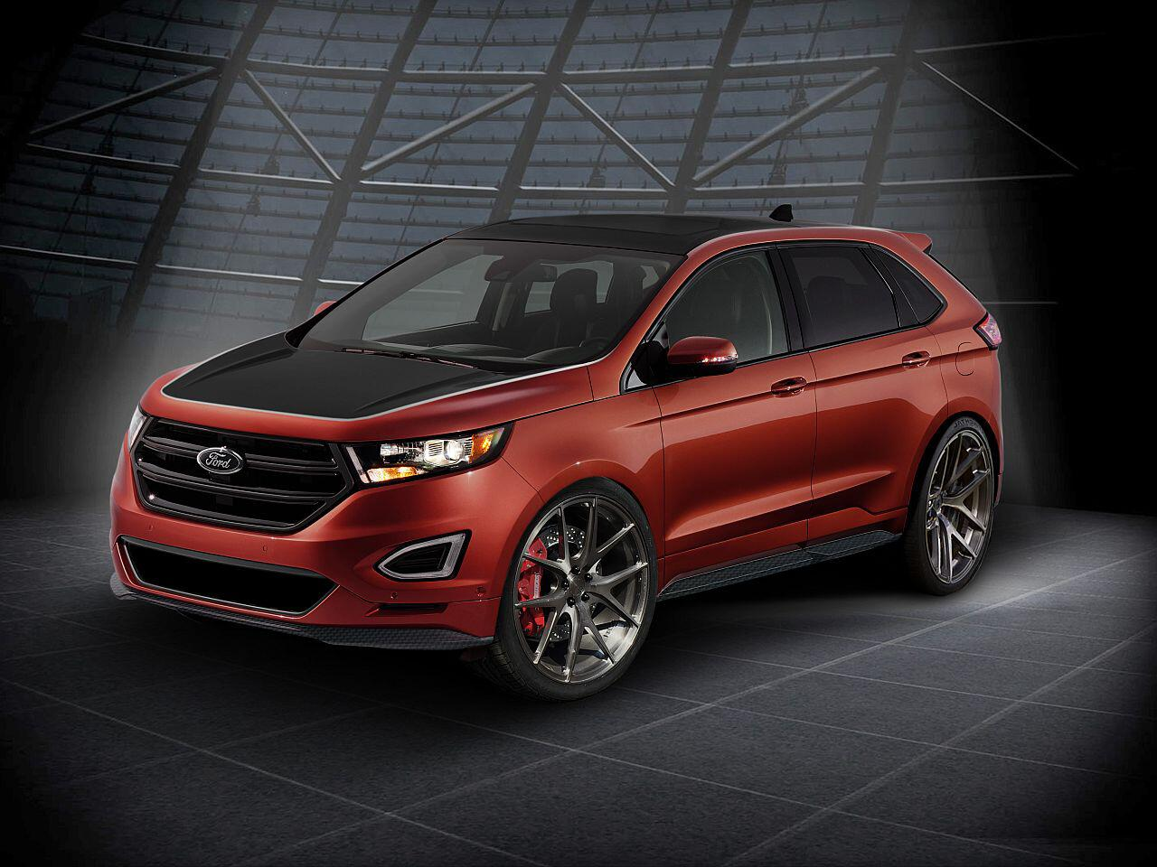 Bild zu Ford Edge Sport von Ignition by Webasto