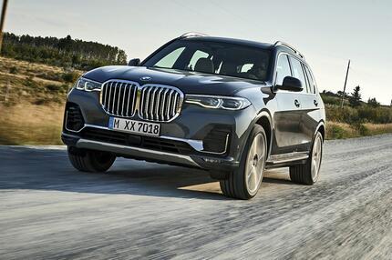Der neue BMW X7: So luxuriös ist das erste XXL-SUV aus München