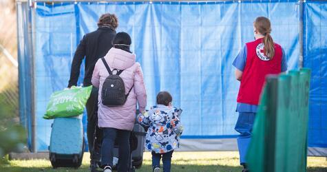 China Rückkehrer in Kirchheim unter Teck