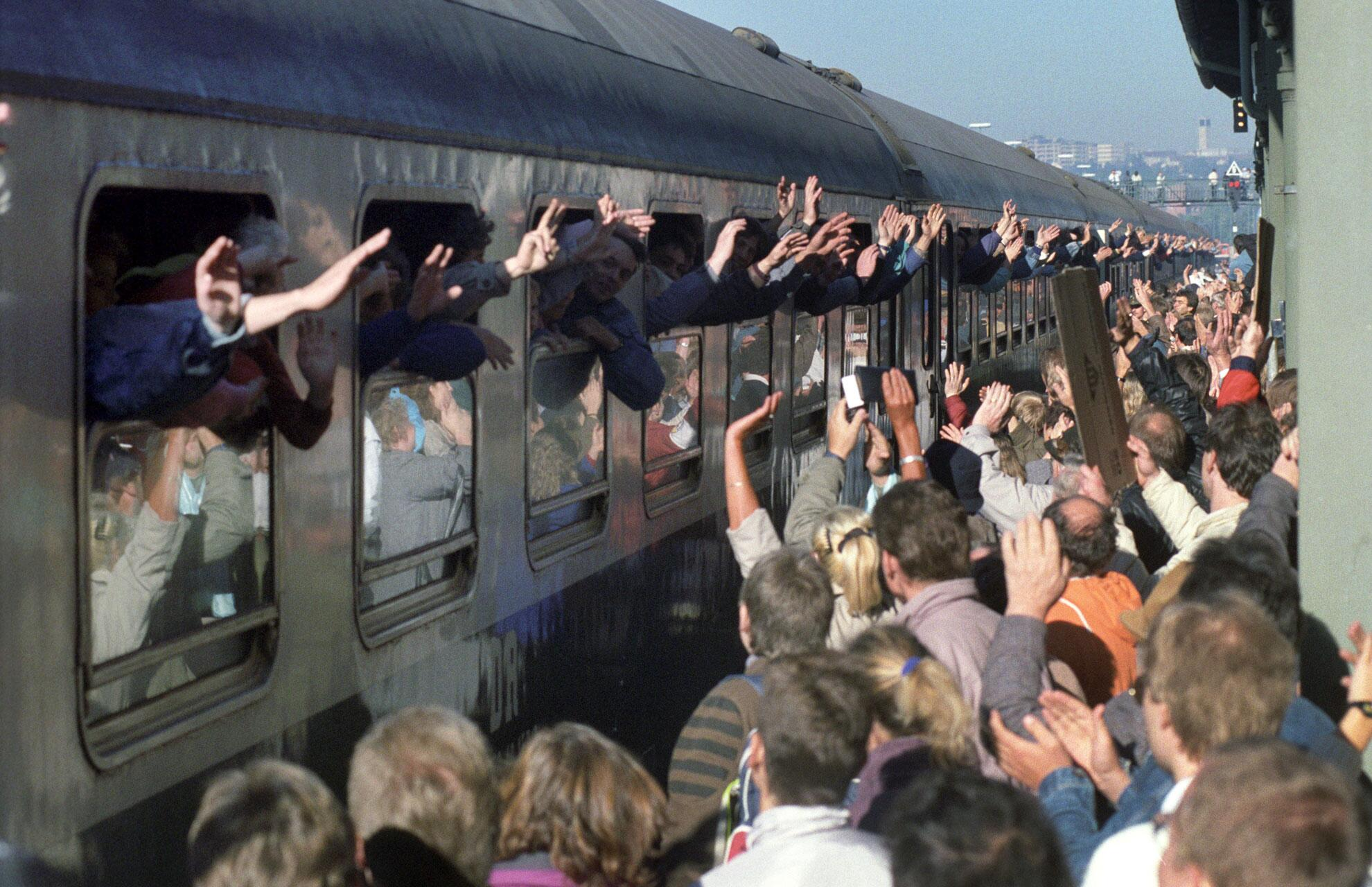 Bild zu Prager Fluechtlinge