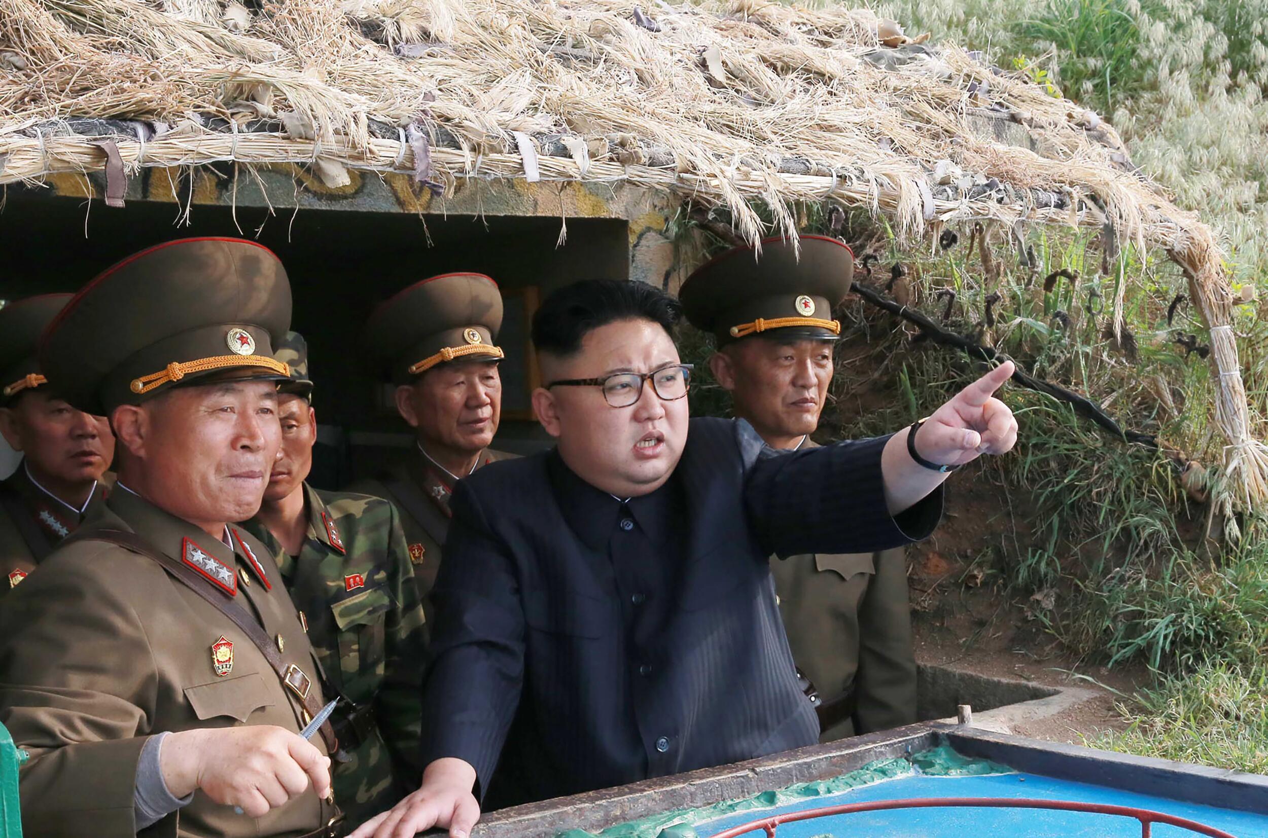Bild zu Nordkorea feuert erneut ballistische Rakete ab