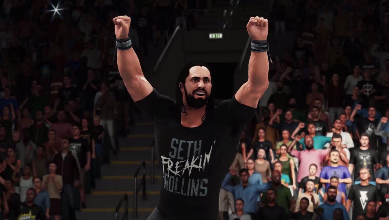 Bild zu WWE 2K18 Trailer deutsch