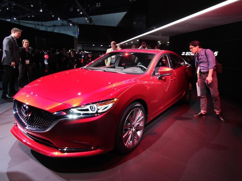 Bild zu Neuer Mazda6