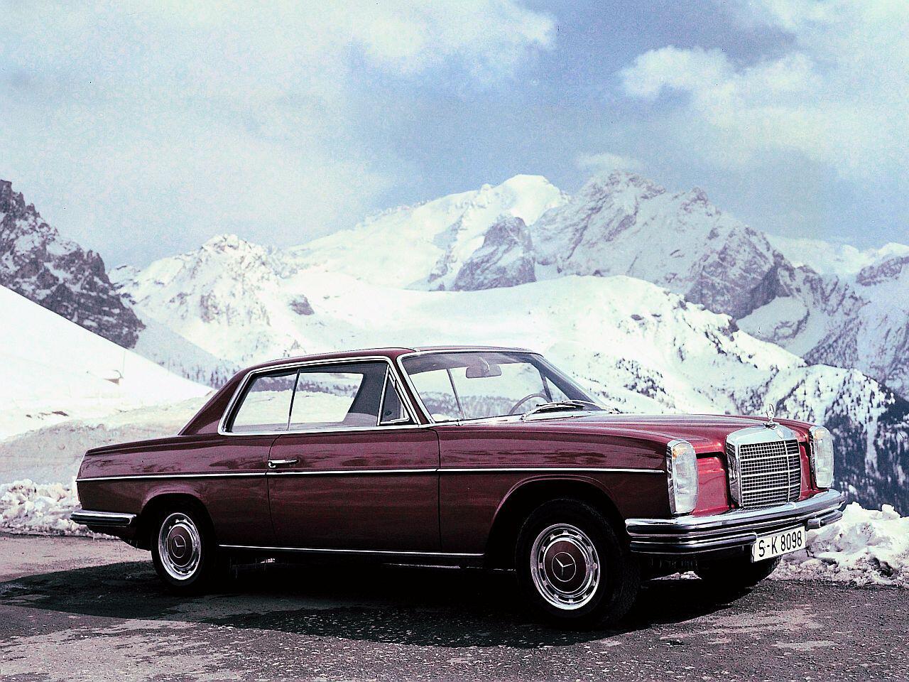 Bild zu Mercedes-Benz Strich-Acht