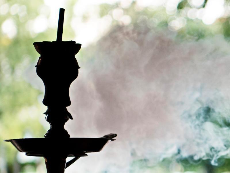 Bild zu Shisha-Rauch
