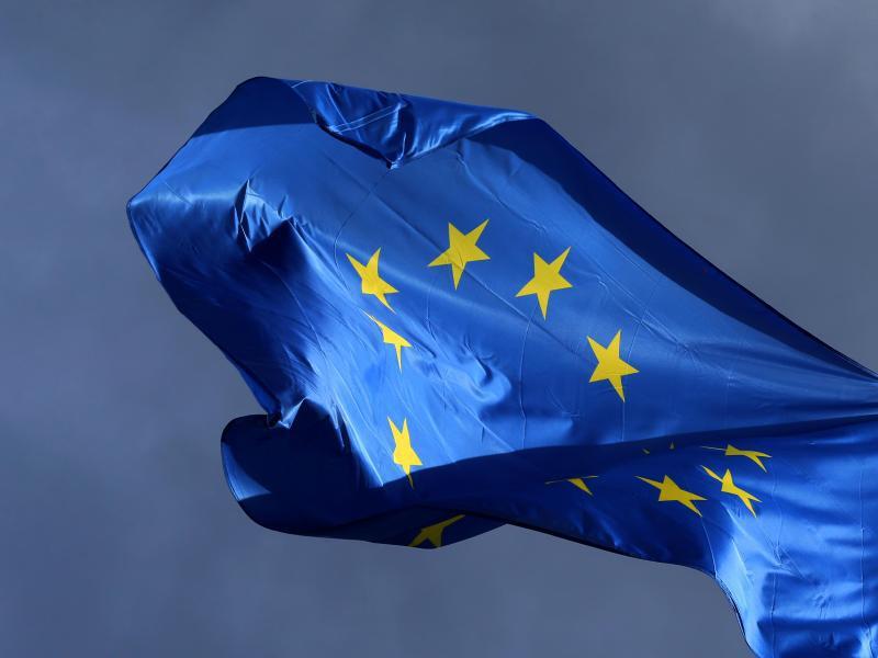 Bild zu EU-Flagge