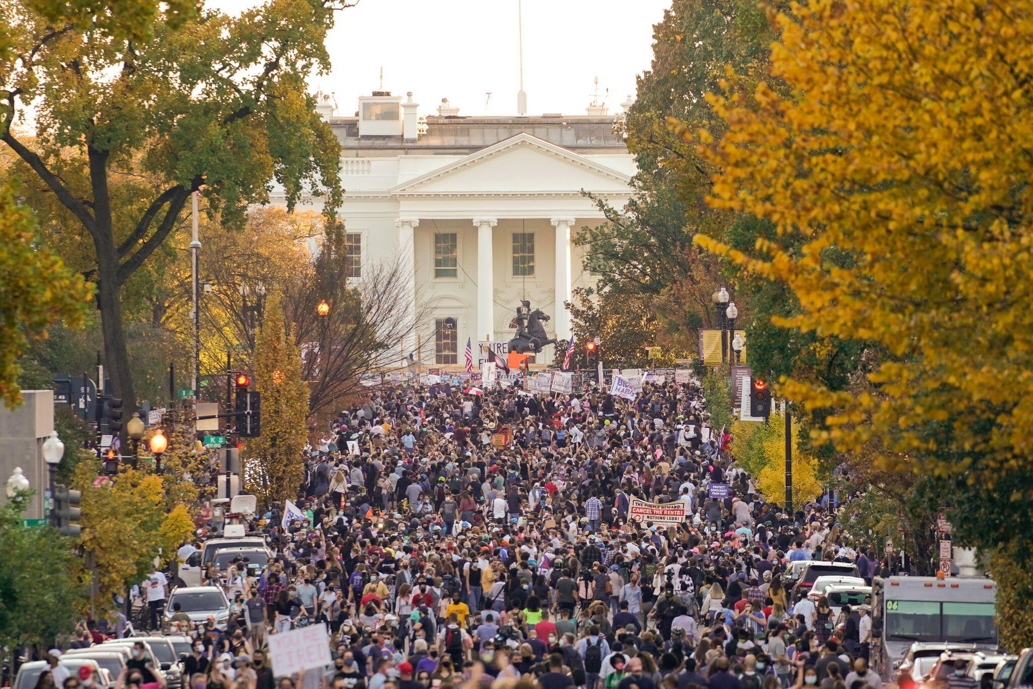 Bild zu Präsidentschaftswahlen in den USA