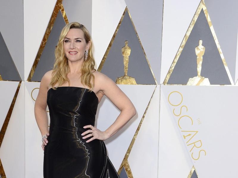 Bild zu Oscars - Kate Winslet