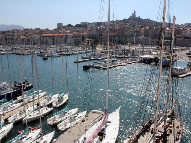 Bild zu Hafen von Marseille