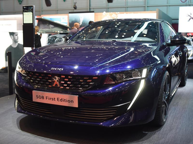Bild zu Peugeot 508