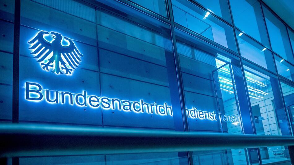 Cyberabwehr - Bundesnachrichtendienst