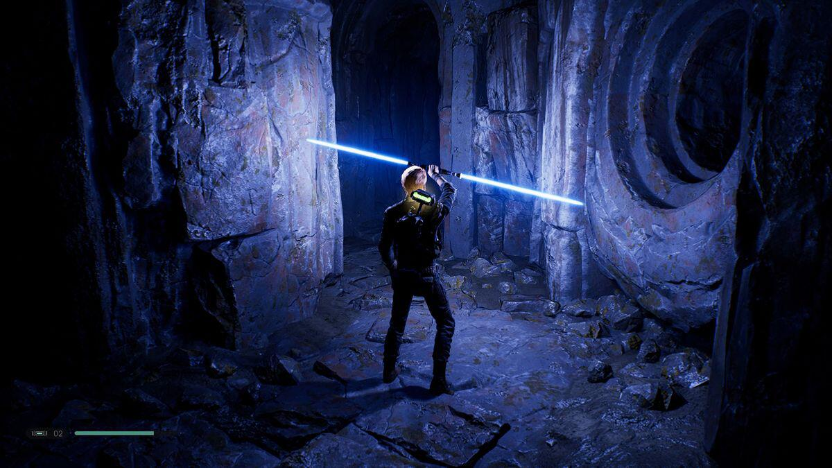 Bild zu Star Wars, Jedi, Fallen Order, Spiel, Game, Cal, Lichtschwert, Action, PC, Xbox One, PS4