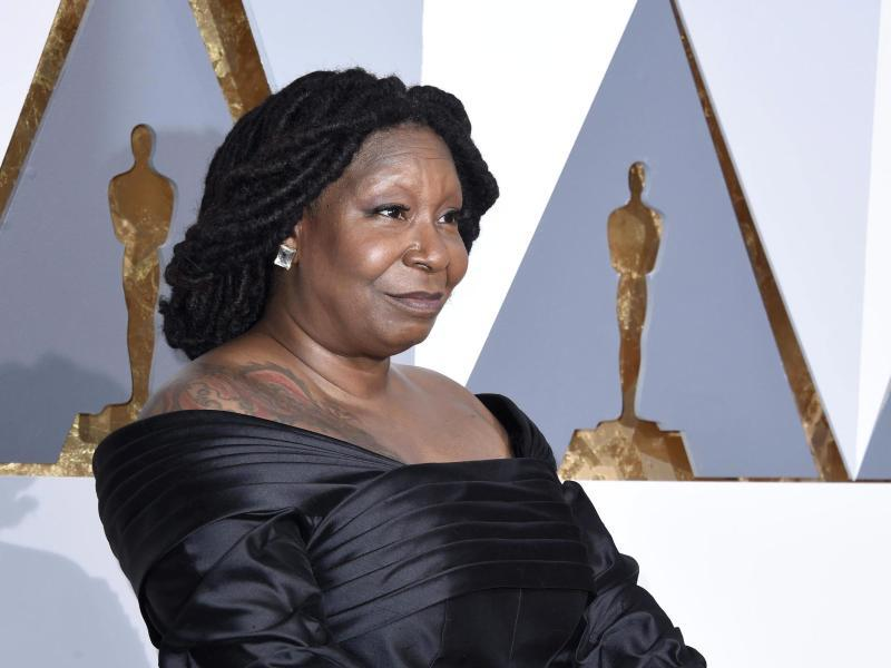 Bild zu Oscars - Whoopi Goldberg