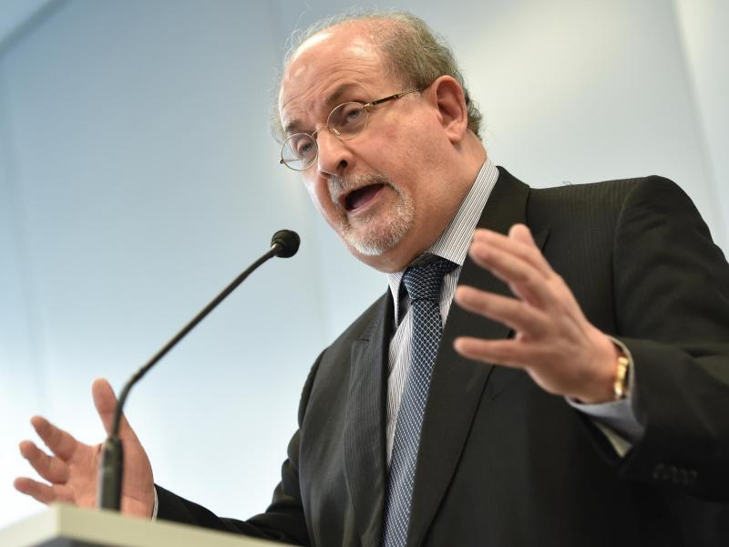Bild zu Salman Rushdie