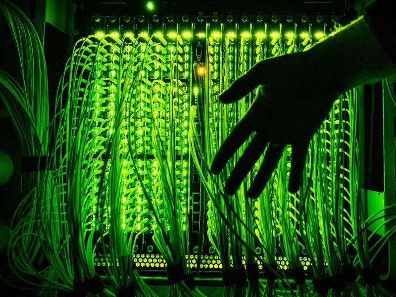 Bild zu Internet-Server