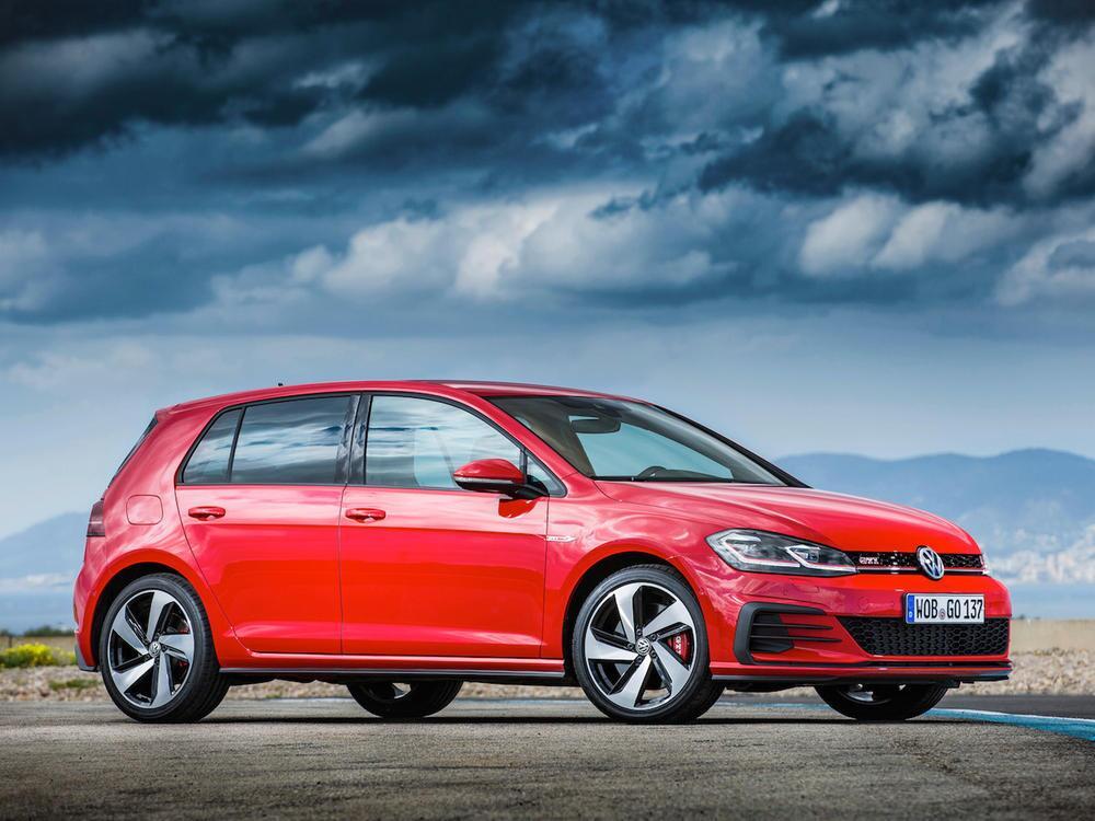 Bild zu VW Golf GTI Performance