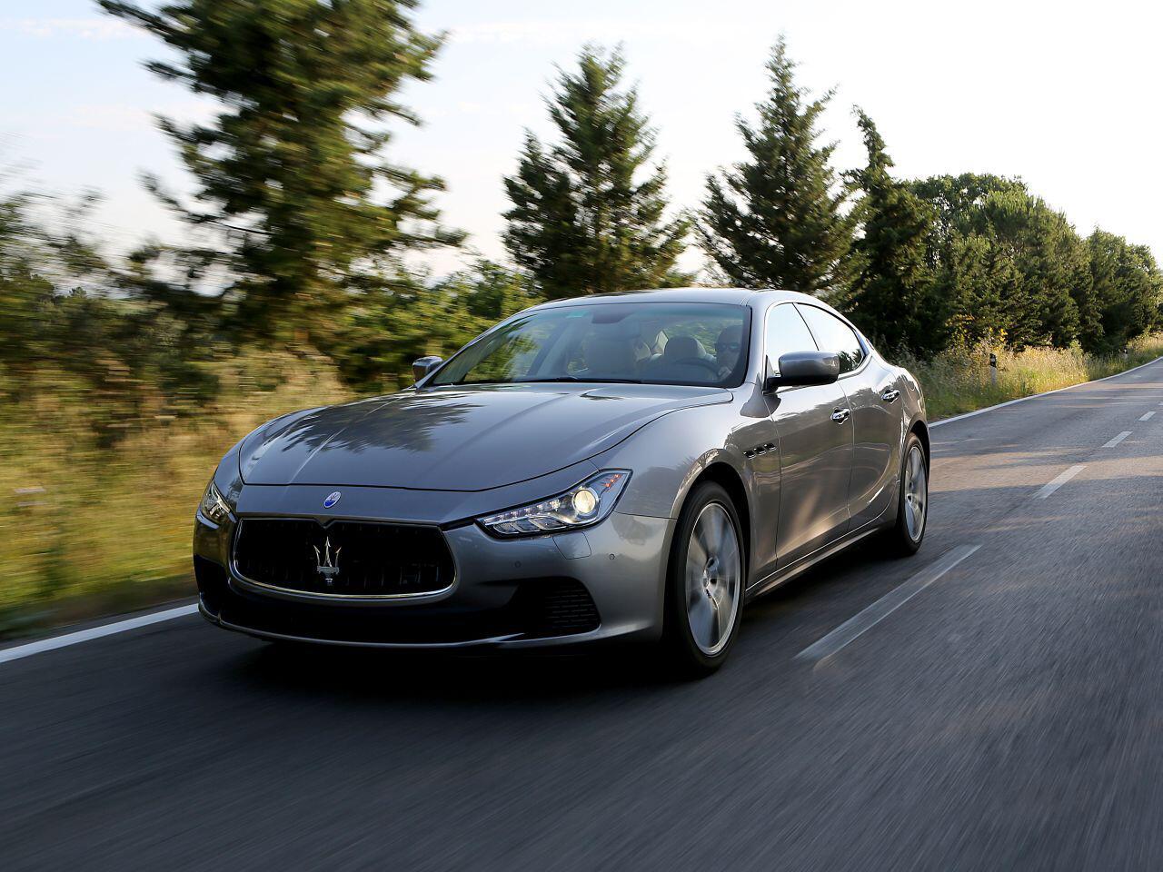 Bild zu Maserati Ghibli