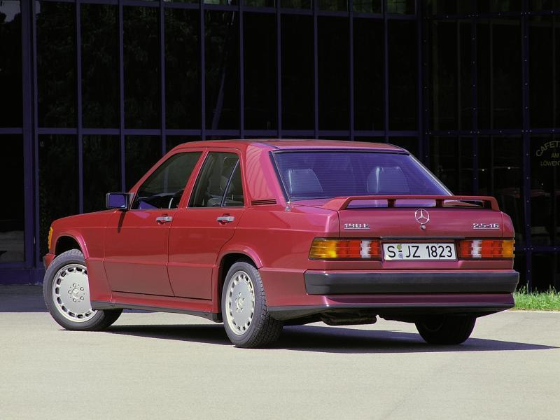 Bild zu Baby-Benz W201