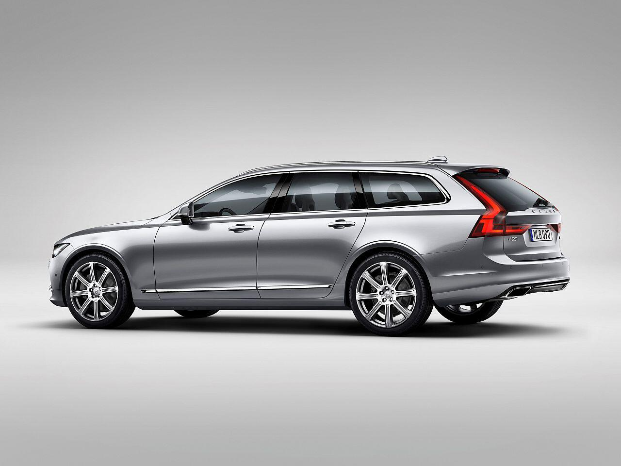 Bild zu Volvo V90