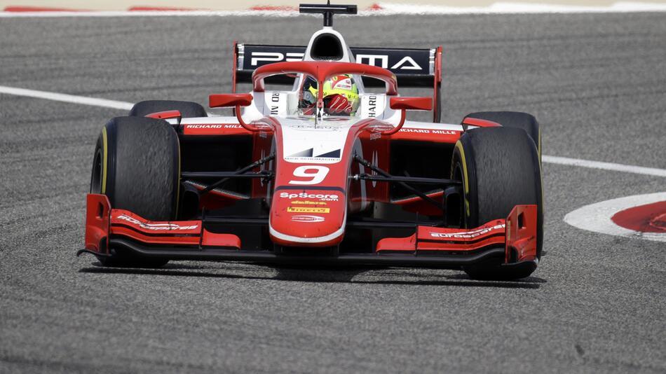 Formel 2 - Grand Prix von Bahrain