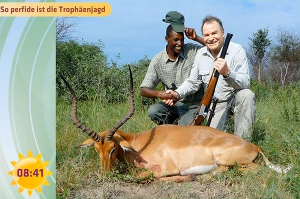 Bild zu Großwildjagd, Pro Wildlife