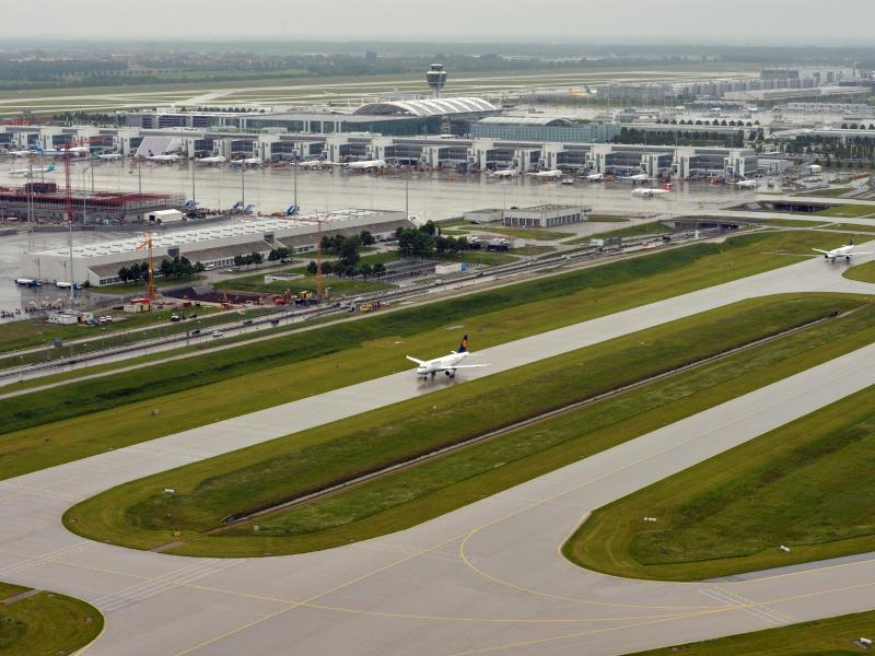Bild zu Flughafen München