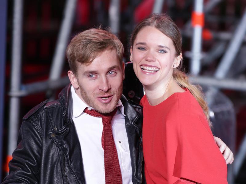 Bild zu Samuel Koch heiratet