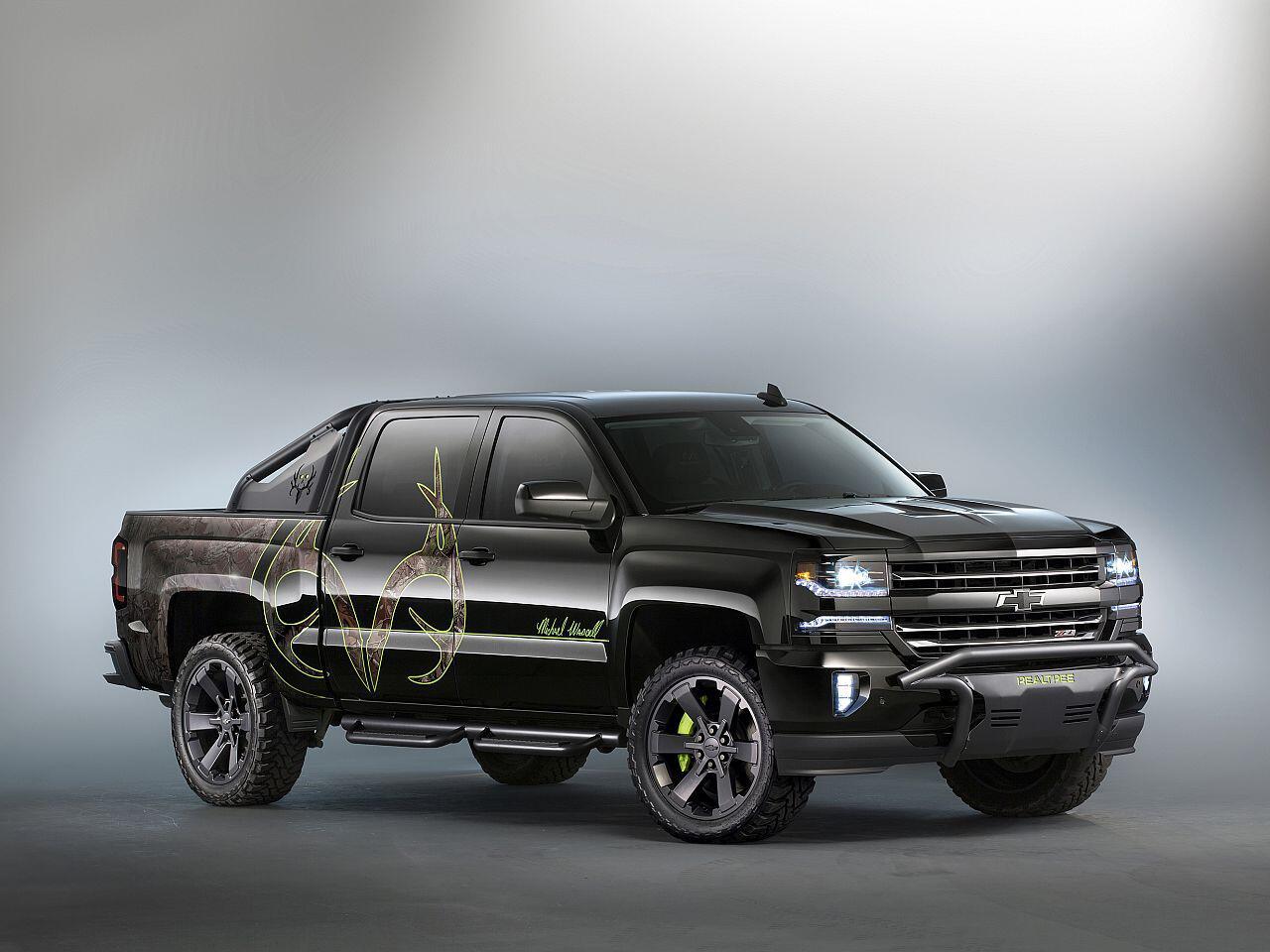 Bild zu Chevrolet Silverado Realtree Bone Collector