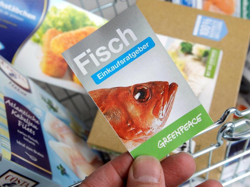 Bild zu Einkaufsratgeber für Speisefisch