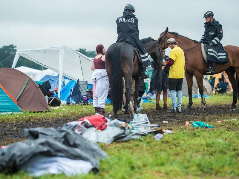 Bild zu 20. Hurricane-Festival
