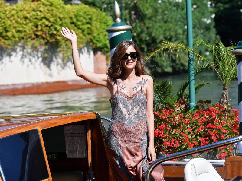 Bild zu Filmfest Venedig - Eleonora Carisi