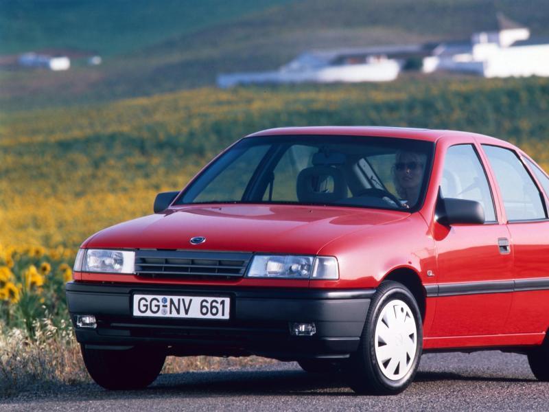 Bild zu Opel Vectra