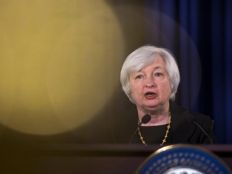Bild zu US-Notenbank tagt