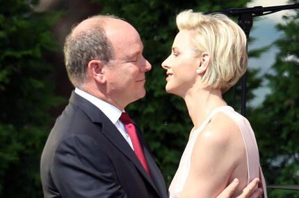 Albert & Charlène