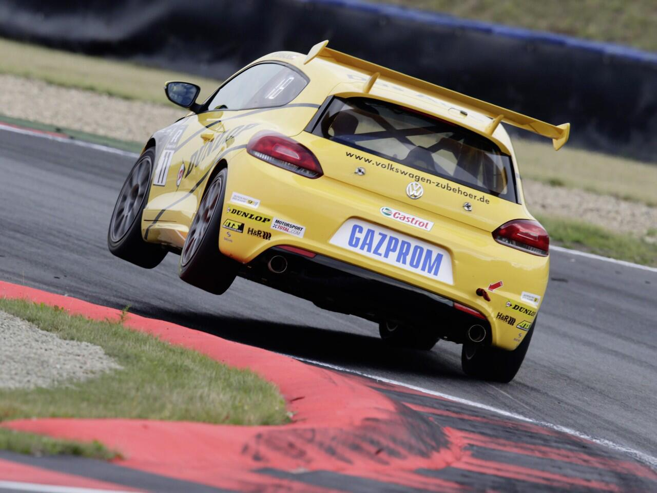 Bild zu VW Scirocco R Cup 2013