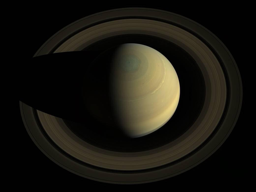 Bild zu Saturn