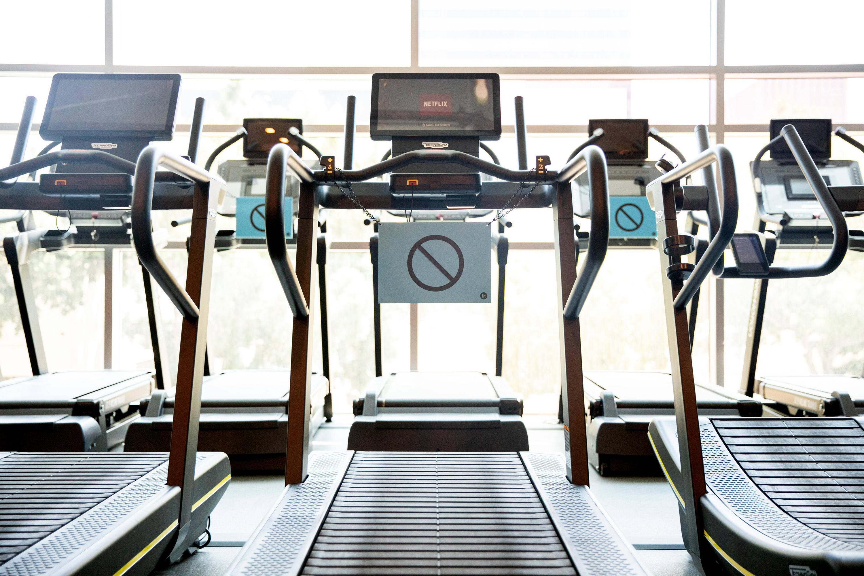 Bild zu Fitnessstudio
