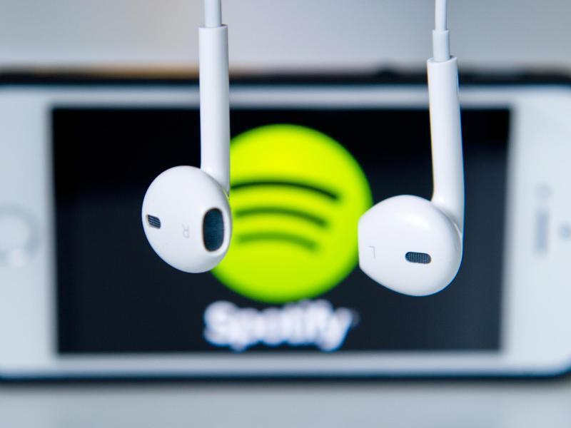 Bild zu Spotify