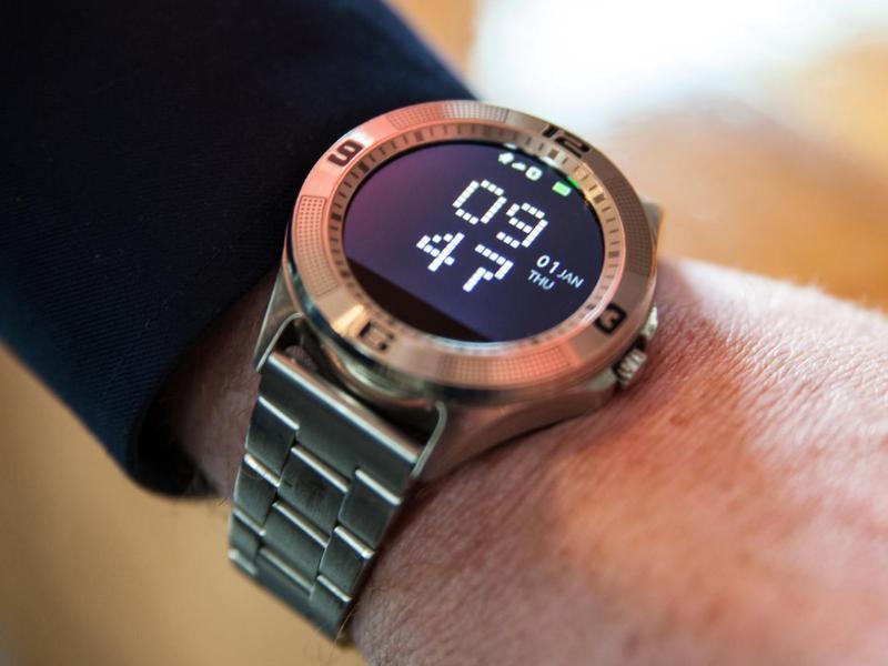 Bild zu Tiger Smartwatch