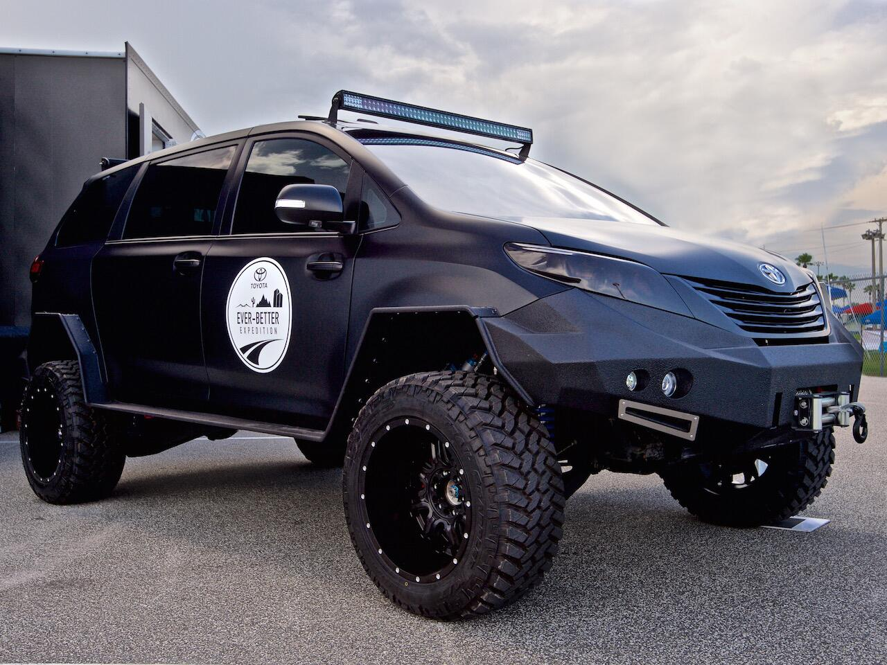 Bild zu Toyota Ultimate Utility Vehicle
