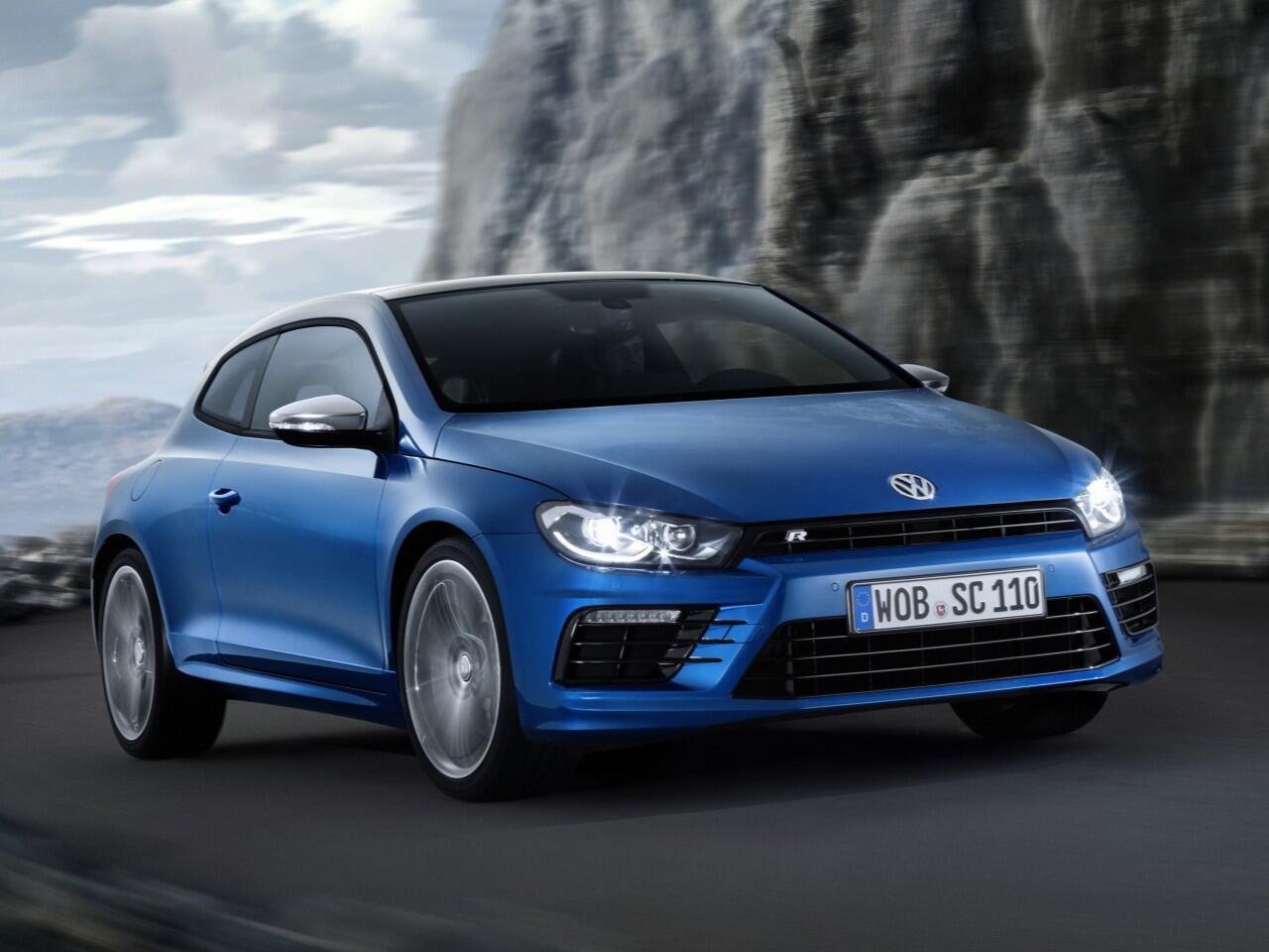Bild zu VW Scirocco R 2014