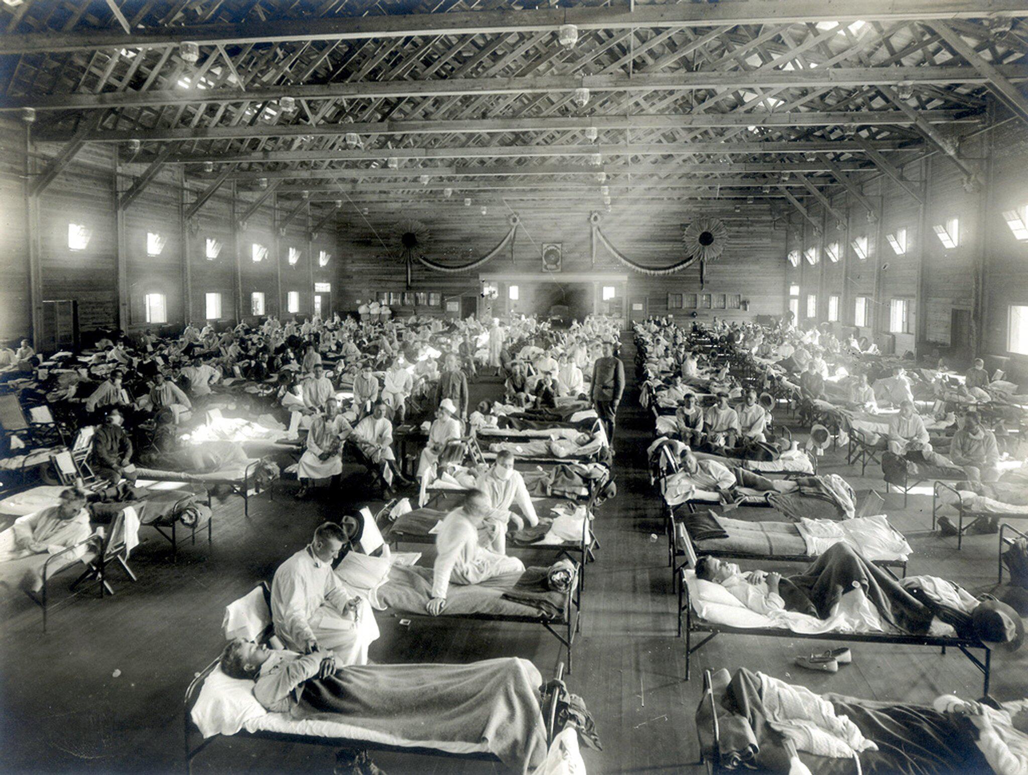Bild zu Spanische Grippe