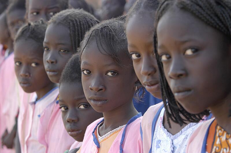 Bild zu Kinder in Afrika