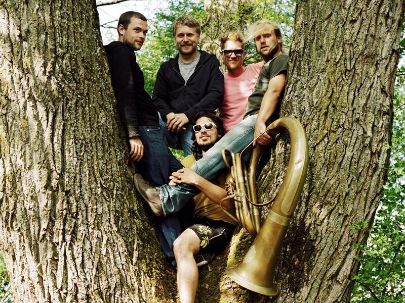 Bild zu La Brass Banda