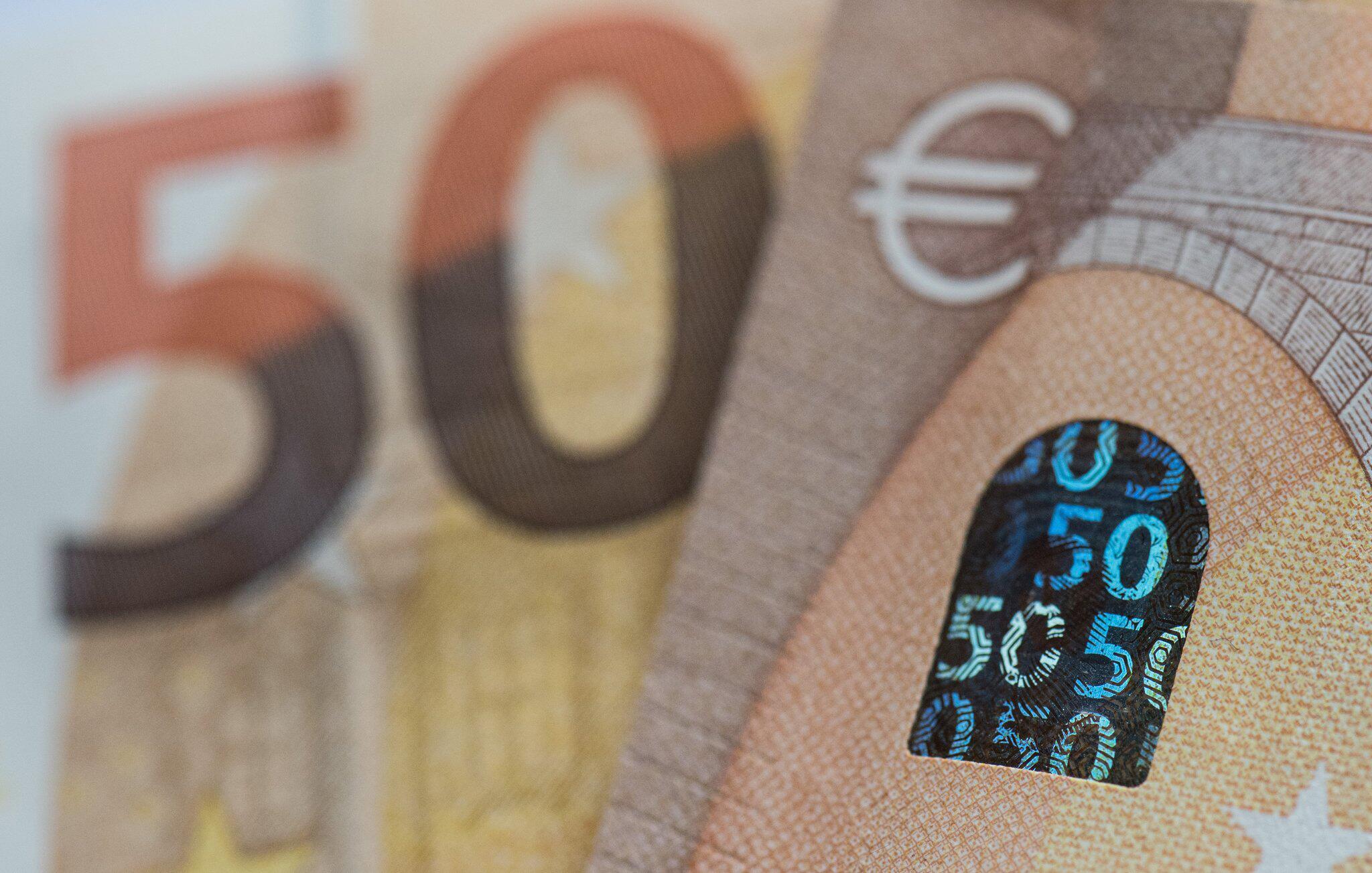 Bild zu Neuer 50-Euro-Schein