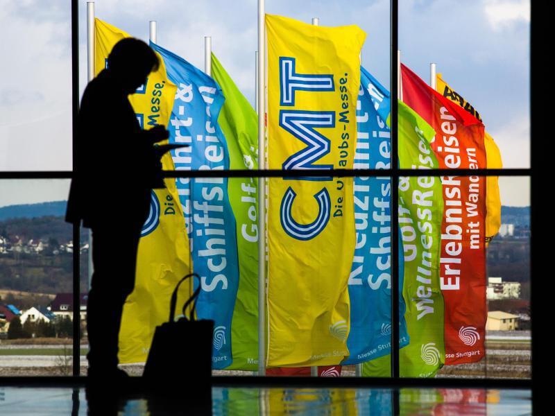 Bild zu Tourismusmesse in Stuttgart