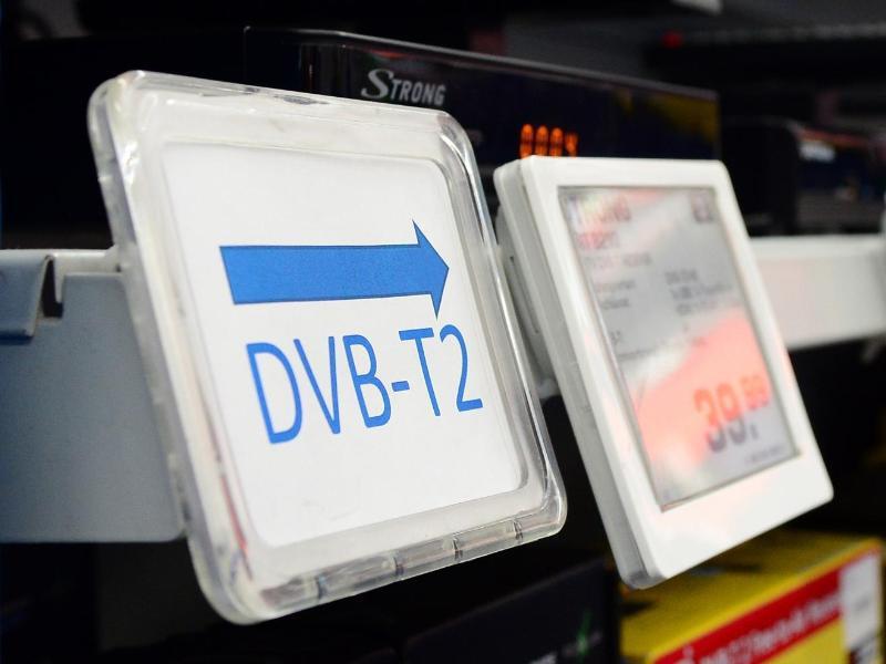 Bild zu Neues Digitalfernsehen DVB-T2