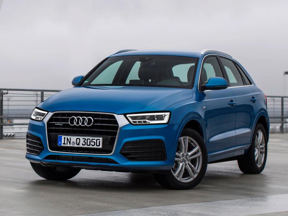 Bild zu Platz 6: Audi Q3