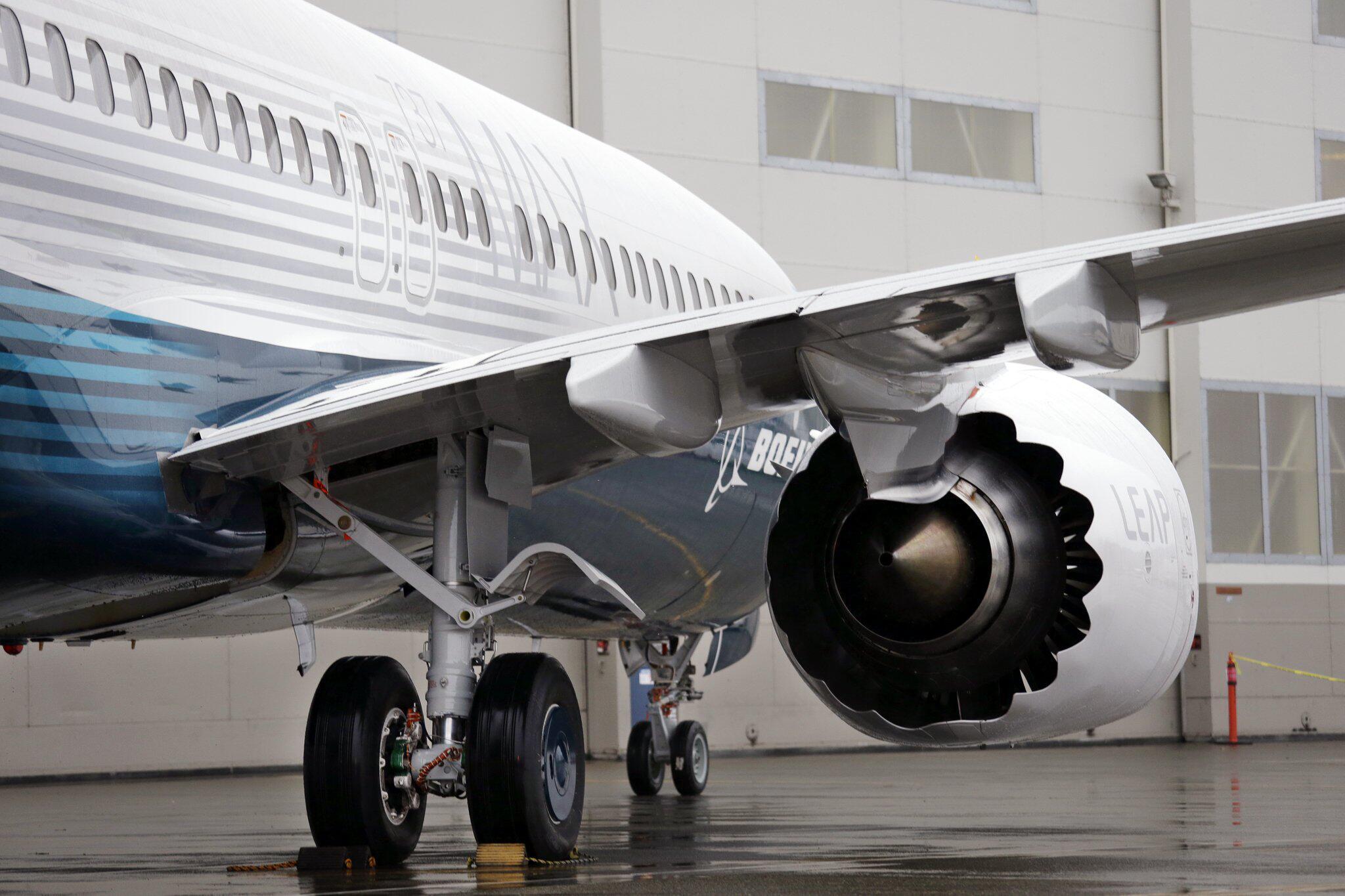 Bild zu Boeing findet neues Problem bei 737-Max-Krisenjets