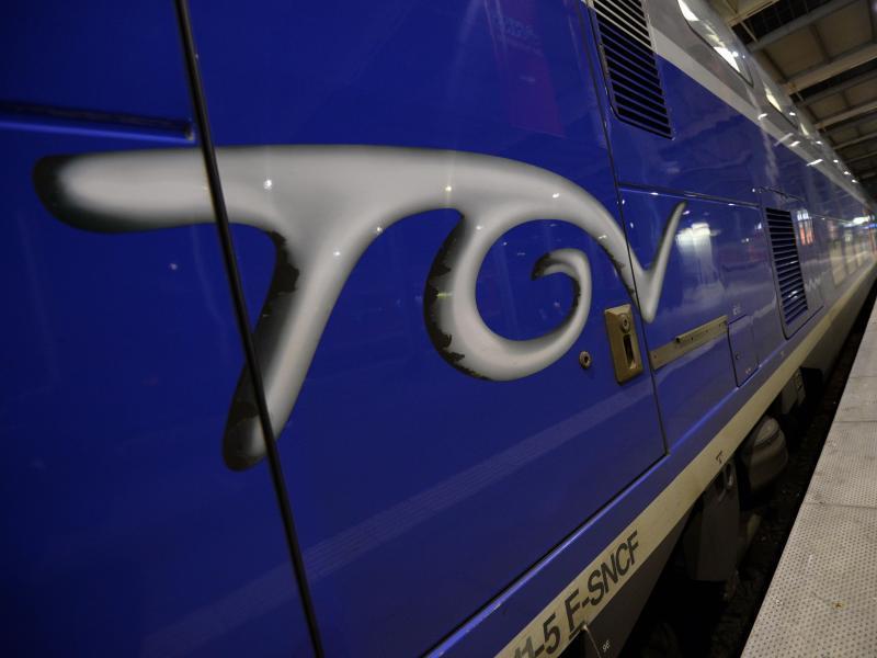 Bild zu TGV-Hochgeschwindigkeitszug